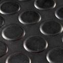 Rouleau de tapis antidérapant à pastilles