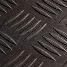 Rouleau de tapis antidérapant motif larmé