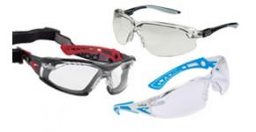 Lunettes de protection / protection des yeux