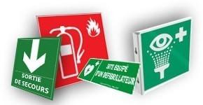 Signalisation de Sécurité incendie - Premier Secours