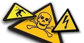 Signalisation Danger électrique
