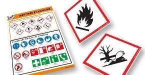 Signalisation Risques chimiques et biologiques