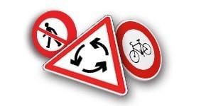 Panneaux Interdiction