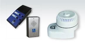 Alarme type 4 et Detecteur de fumees et gaz