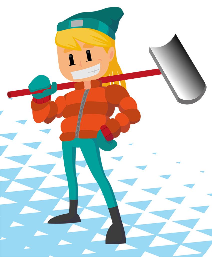 equipement neige
