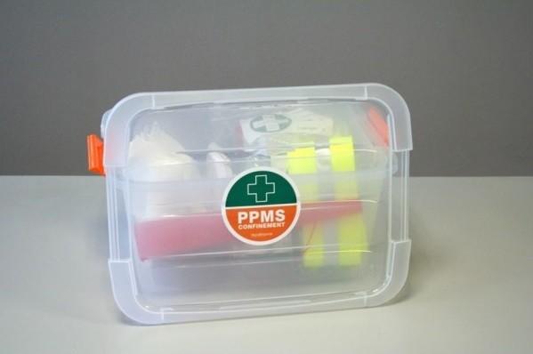 Mallette de confinement PPMS
