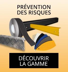 produits pour la prévention des risques en entreprise