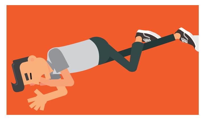 illustration position latérale de sécurité