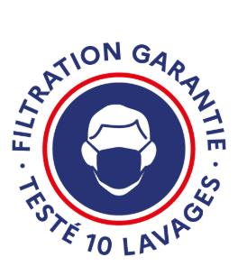 logo testé 10 lavages filtration
