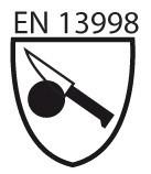 Pictogramme norme EN 13998