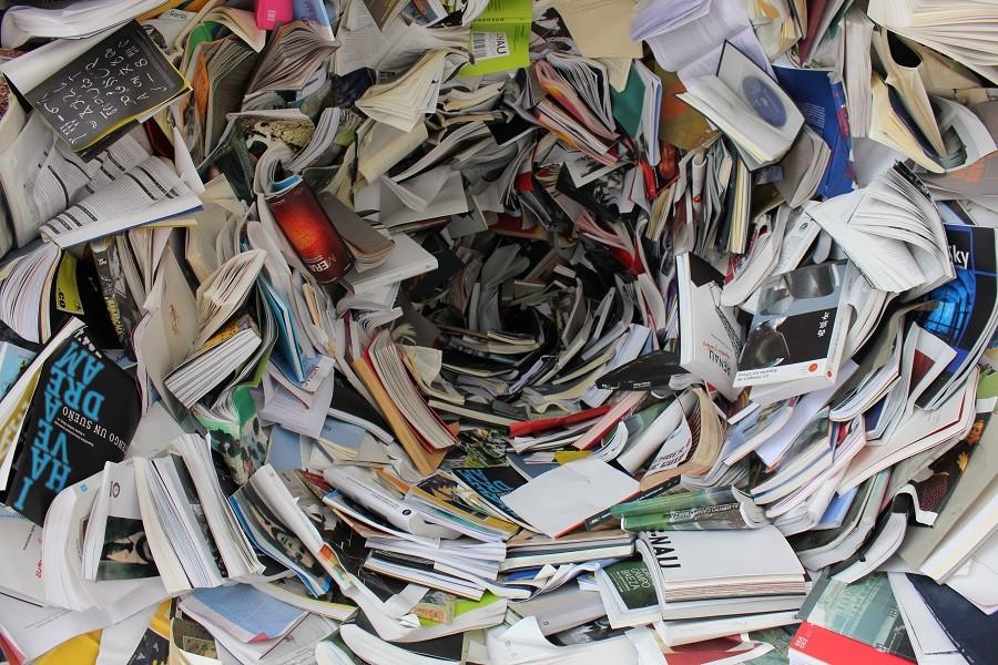 Déchets papiers