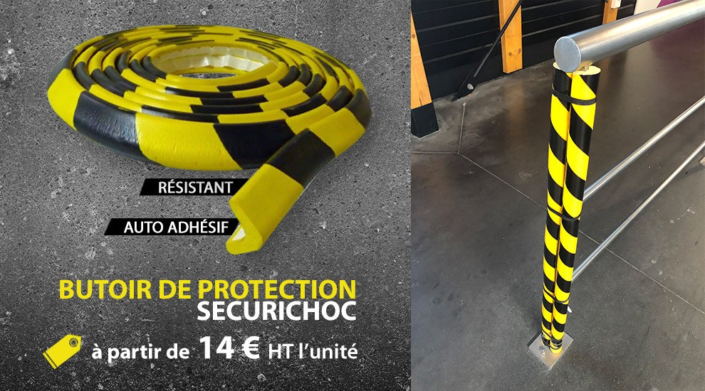 securichoc butoir de protection